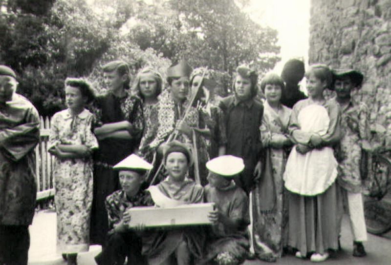 1956 Summer Open Day Play