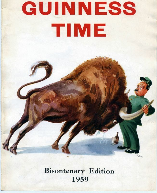 Guinness Time Bisontenery Edition 1959