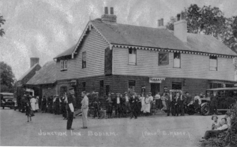 The Junction Inn 1930